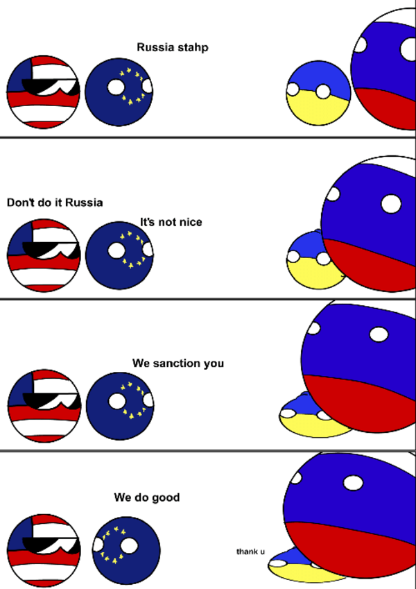 Ikea Russia America And Europe Solve A Problem | Polandball | Know