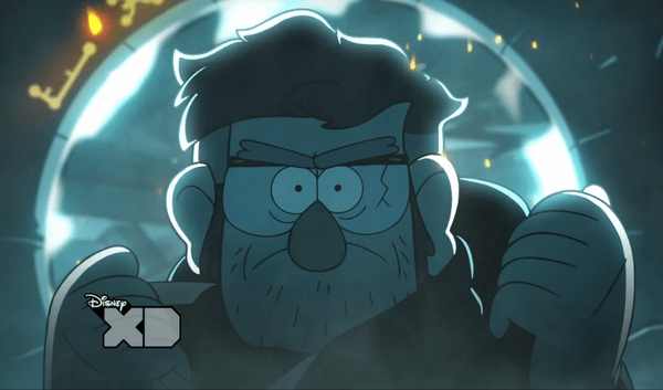 Gravity Falls Anime Wallpaper Stanley Pines Gravity Falls Know Your Meme