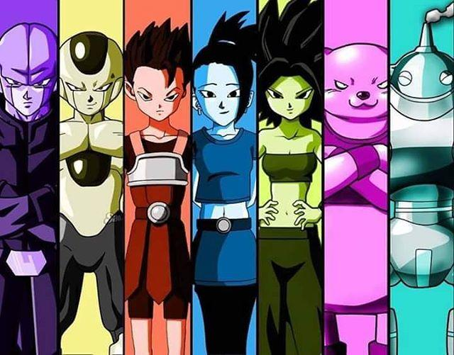 Pack Wallpapers Girls Sexys Ultra Hd 4k Team U6 Dragon Ball Know Your Meme