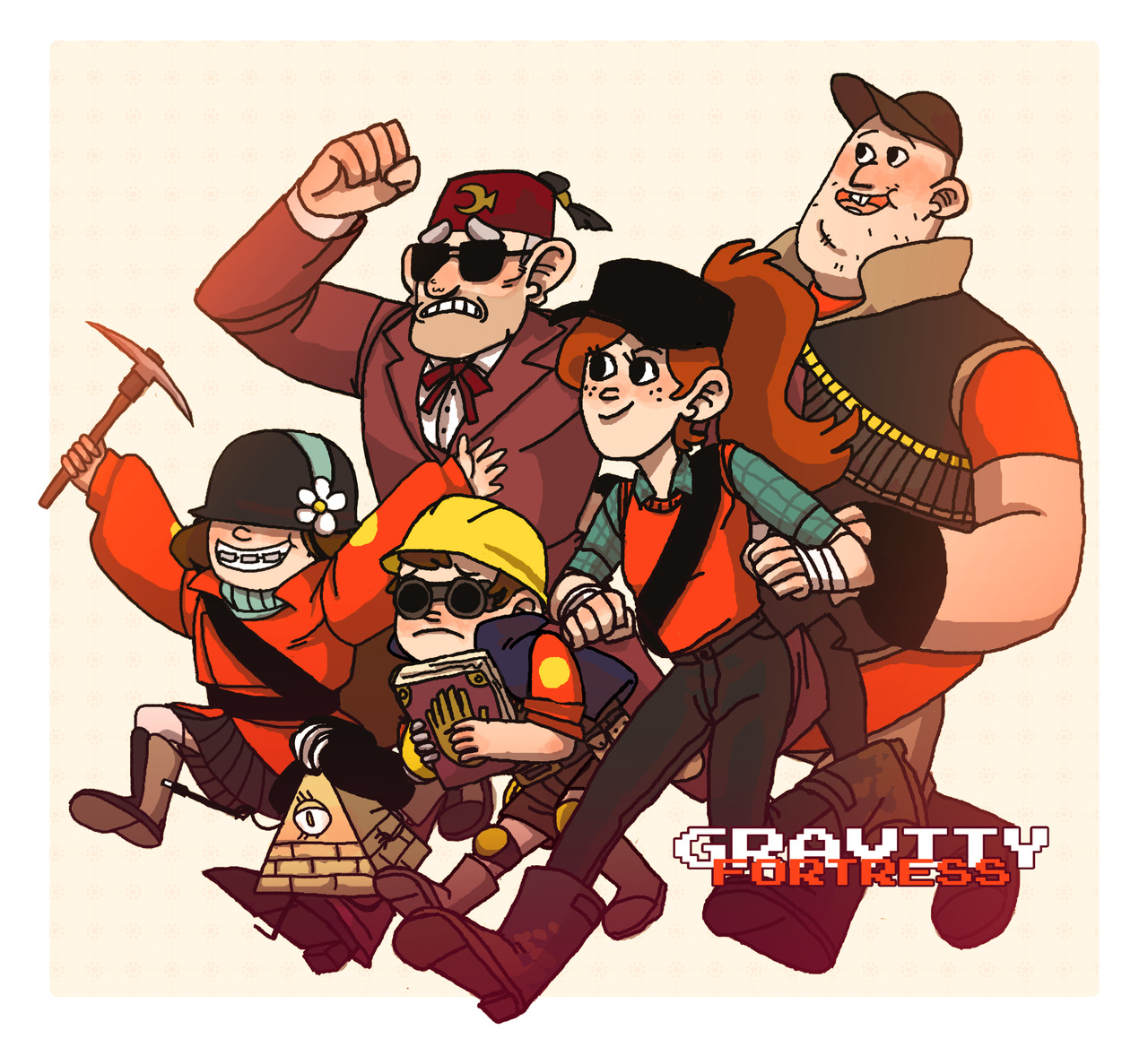 Gravity Falls Trust No One Wallpaper Http Gatherersgarden Tumblr Com Post 28965873585 Do You