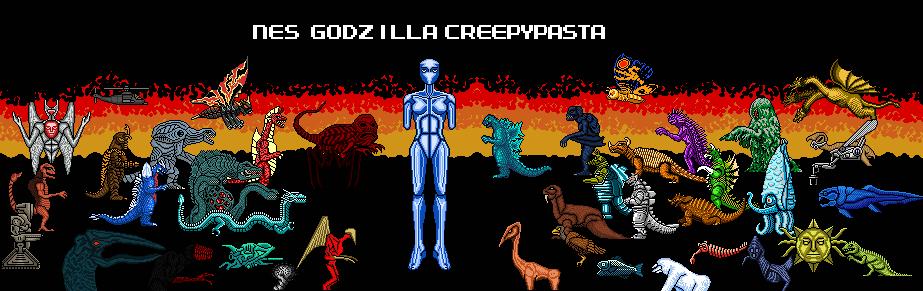 Killing Girls Wallpaper Image 761836 Nes Godzilla Creepypasta Know Your Meme
