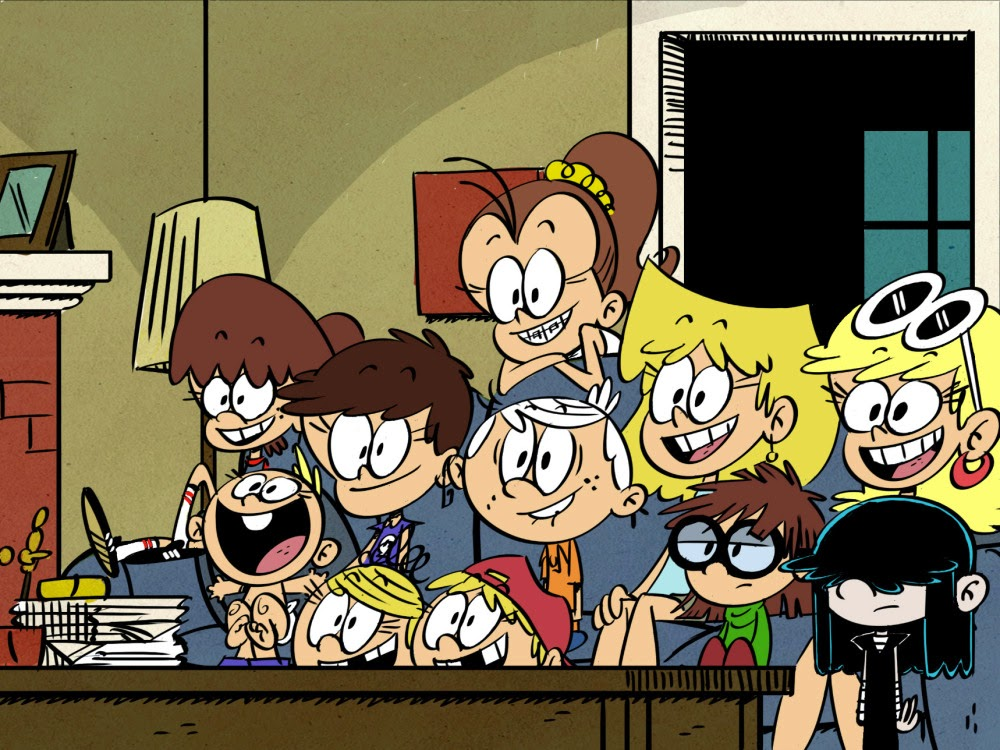 Falling In Reverse Wallpaper Apps The Loud House The Loud House Know Your Meme