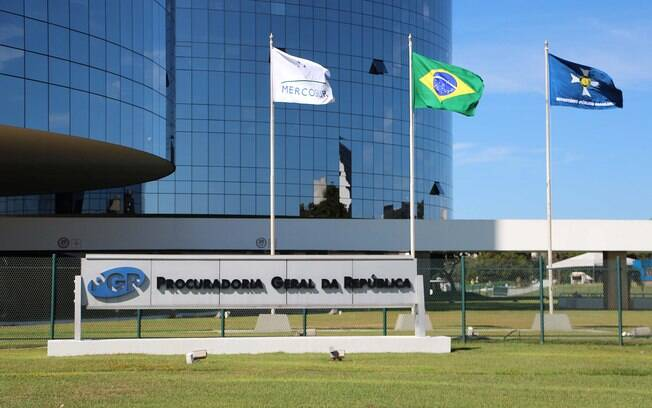 Sede do Ministério Público Federal, que investiga os desvios na Petrobras