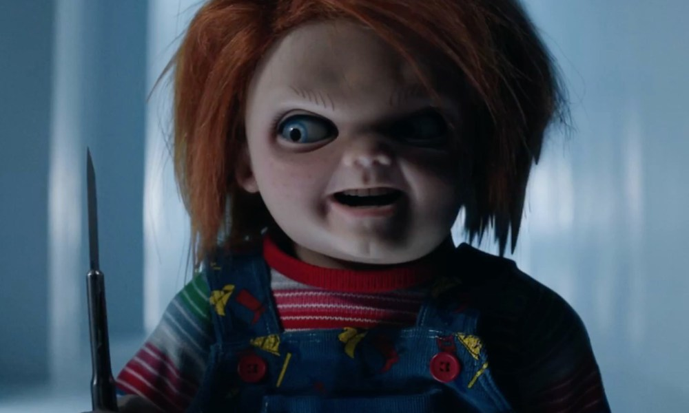 Wallpaper Chucky 3d The Cult Of Chucky Trailer In Over 40 Images Bloody