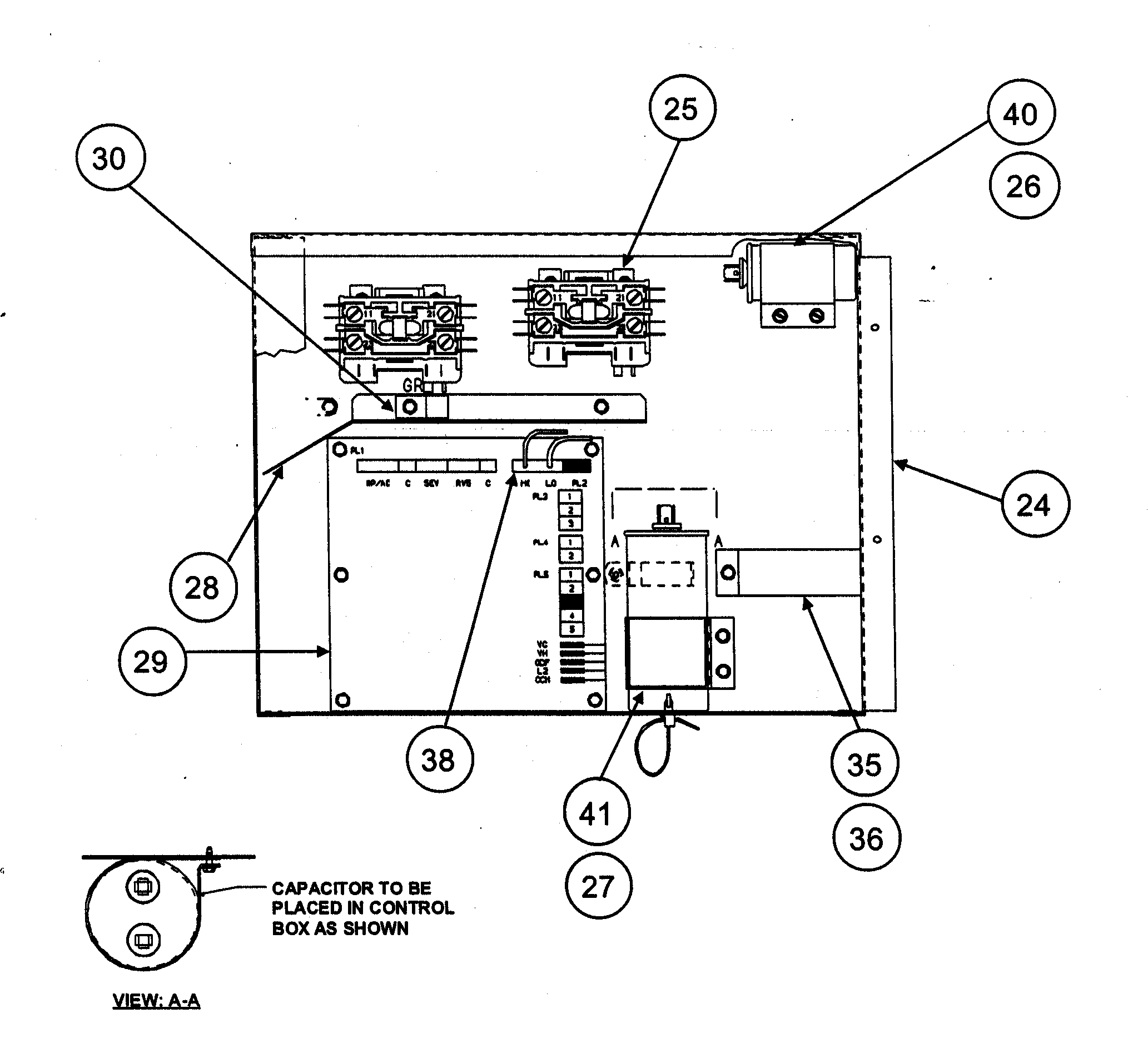 atwood 93865 circuit board wiring diagram