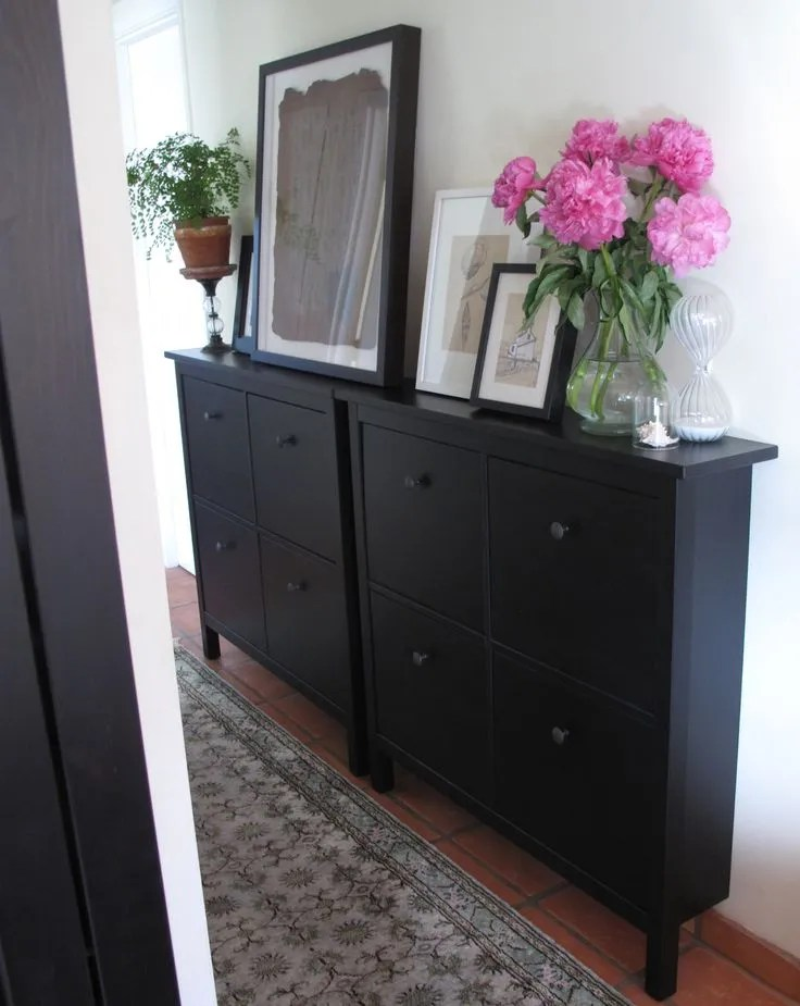 Product Inspiration Hemnes Shoe Cabinet Confettistyle