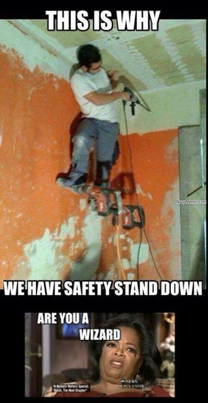 Fall Of Quotations Wallpapers This Is Why We Have Safety Stand Down Are You A Wizard