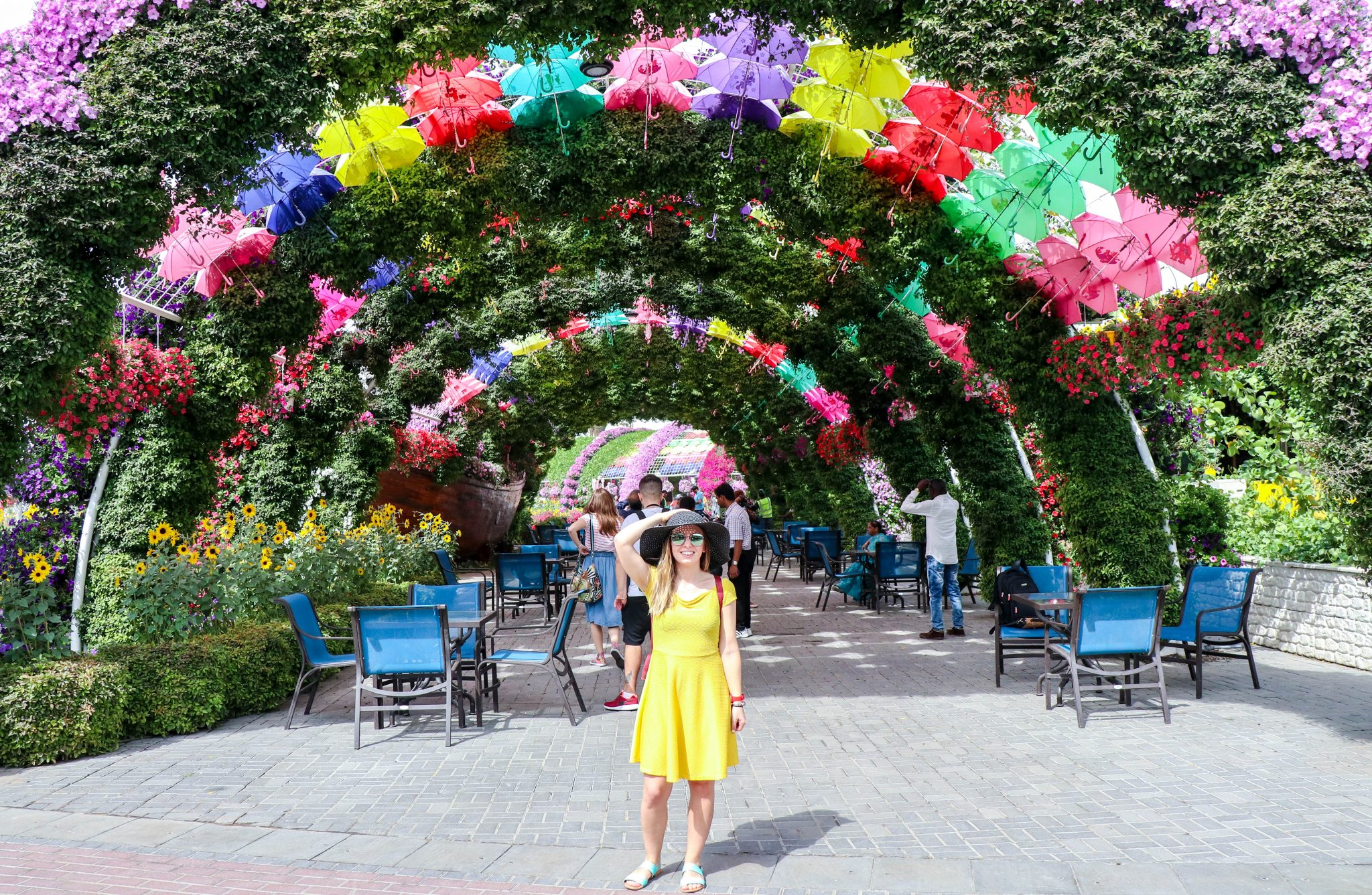 22 Reasons To Visit The Dubai Miracle Garden The Little Backpacker