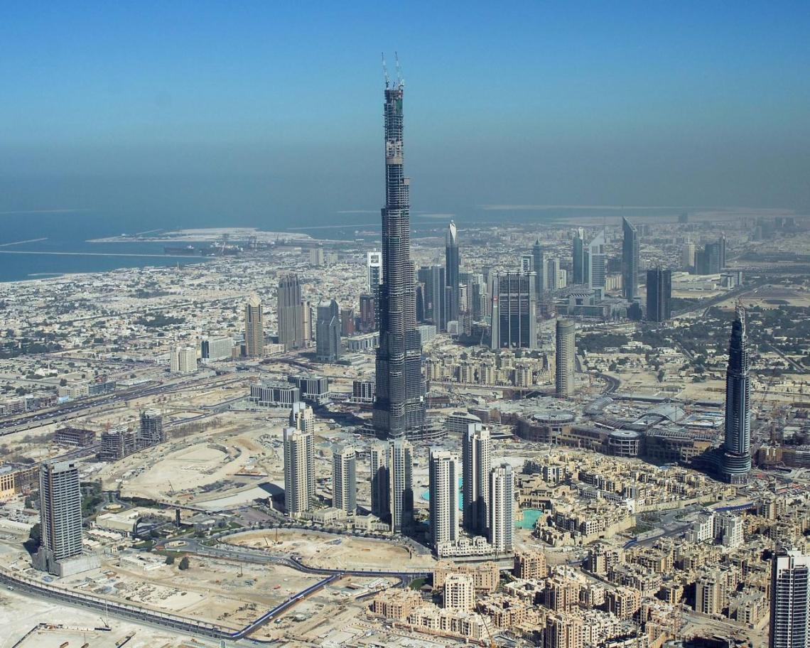 Burj Khalifa Facts And Information The Tower Info