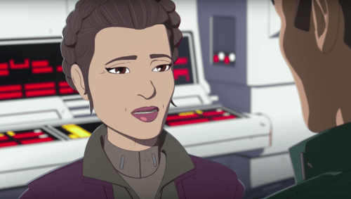 Star Wars Resistance voice actress Rachel Butera mocks Kavanaugh accuser Christine BlaseyFord
