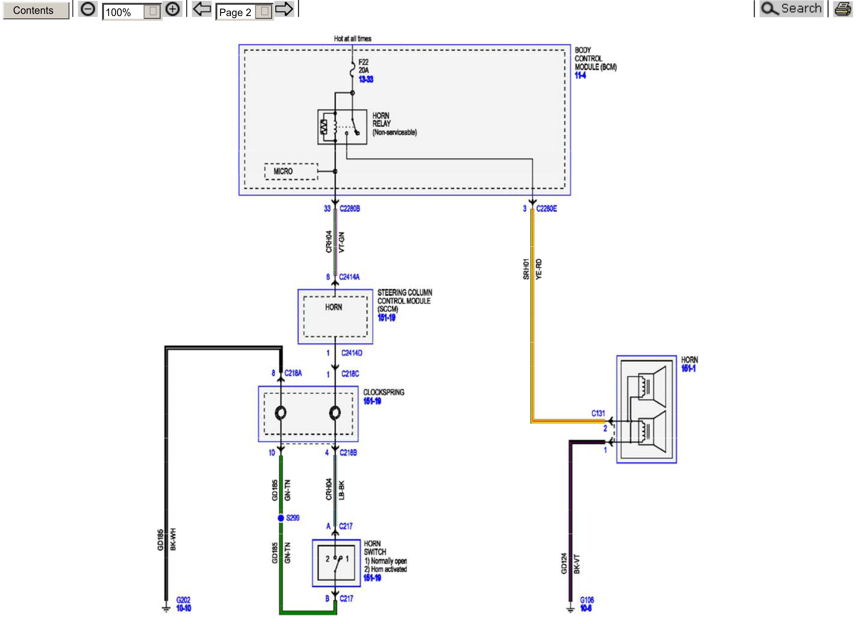 2015 f550 ford 7 pin wiring diagram