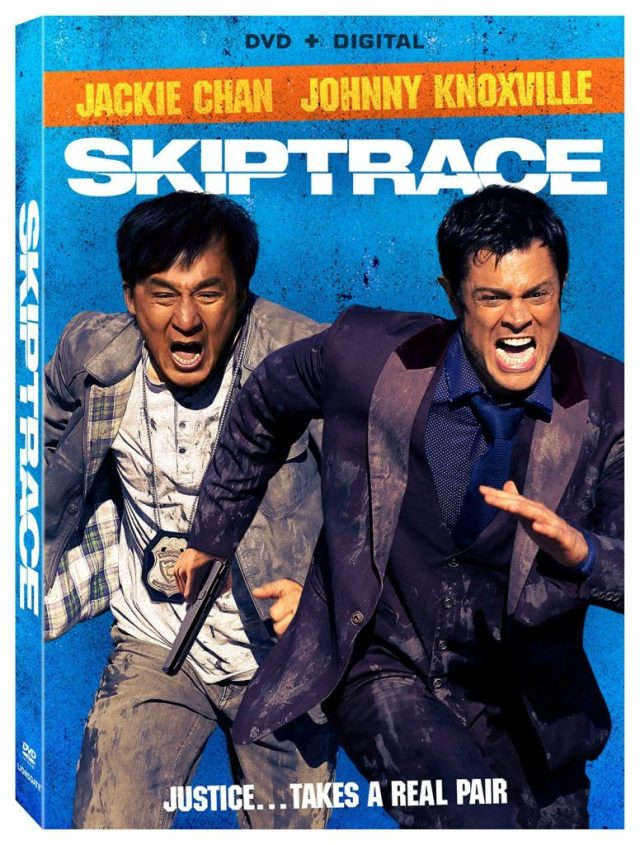Skiptrace review