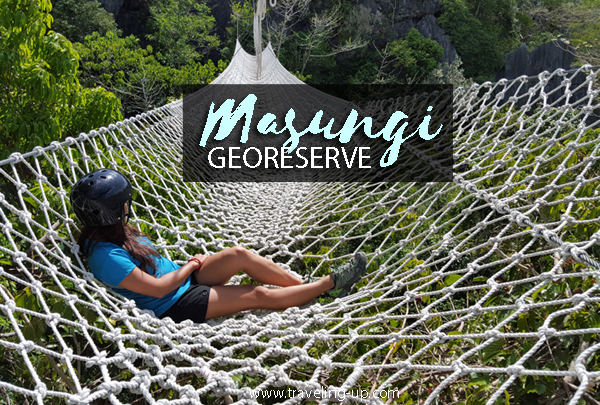 Travel Guide Masungi Georeserve In Baras Rizal Travel Up