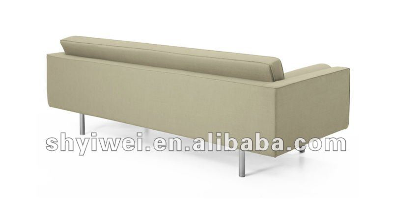 Leather sofa for living room in furniture lounge room