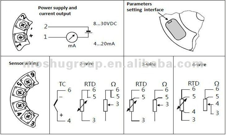 Rosemount Pt100 Rtd Wiring - Wiring Solutions