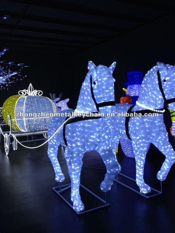3d outdoor christmas decorations - Rainforest Islands Ferry - christmas decorations for outside