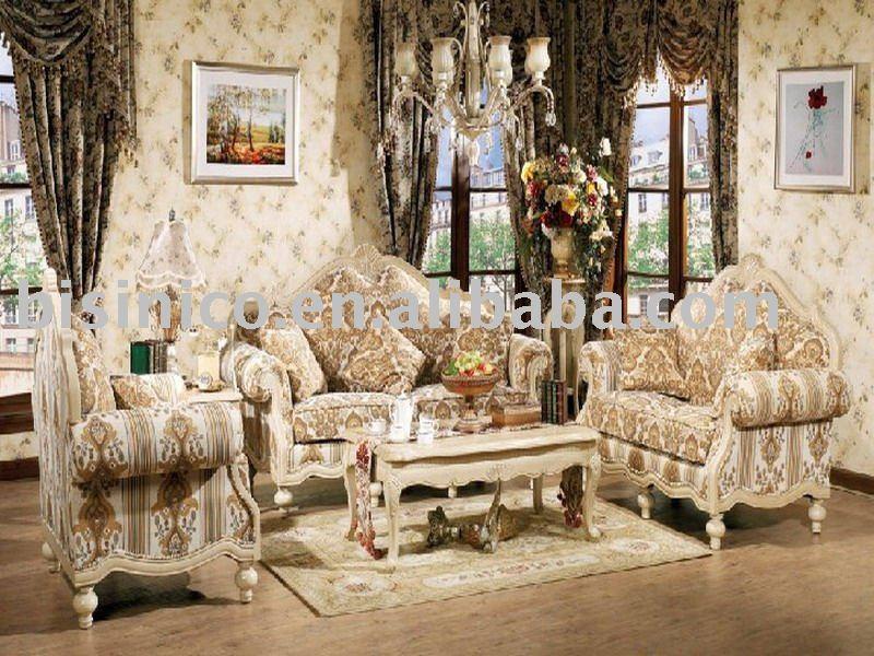 Bedroom And Living Room Furniture - antique living room sets