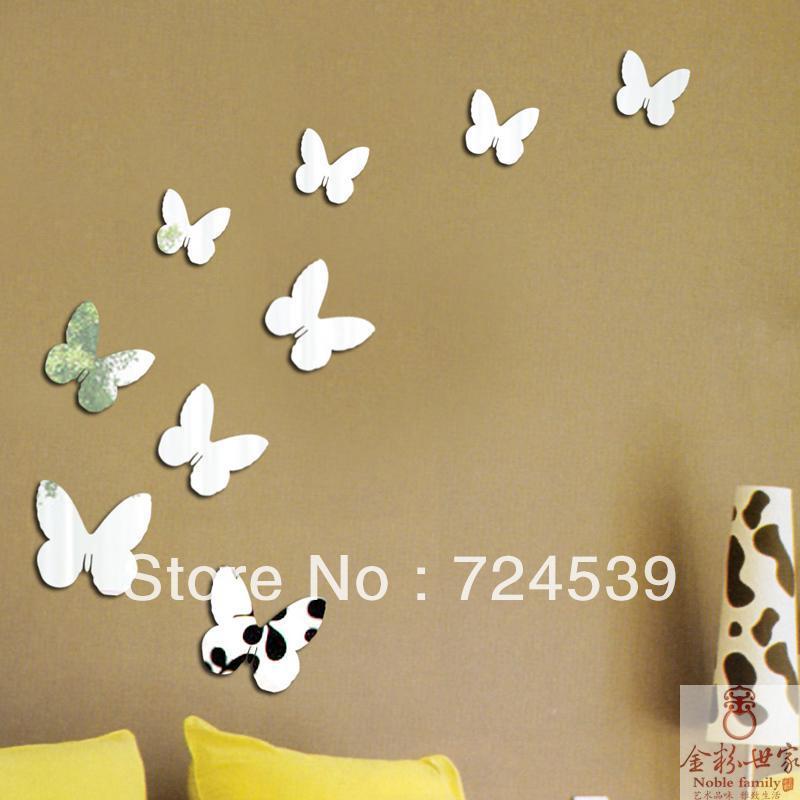 mirror wall sticker fashion home decoration diy style mirror wall mirror stickers tonka design digsdigs