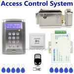 Access Control Door Lock System