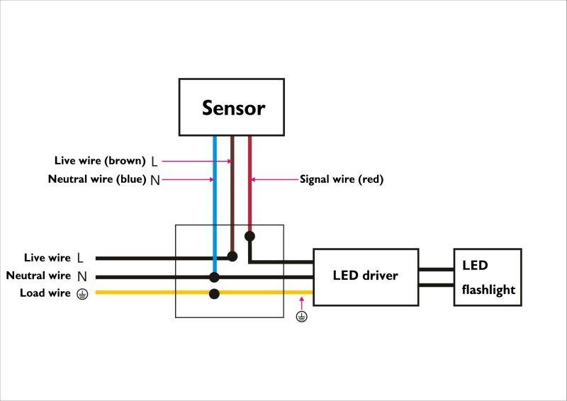 Led with sensor wiring diagram wiring diagram motion sensor circuit diagram for lighting democraciaejustica rh democraciaejustica org 2000 silverado crank sensor wire diagram 2000 silverado crank sensor asfbconference2016 Gallery