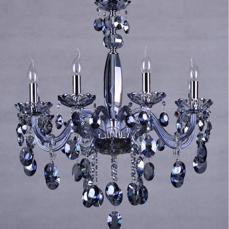 Small Bedroom Chandeliers The-Rhine-blue-crystal-chandelier-crystal-lamp-Wedding-Furniture-modern-luxury-chandelier ...