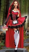 Vestido de halloween Aliexpress Chapeuzinho Sexy