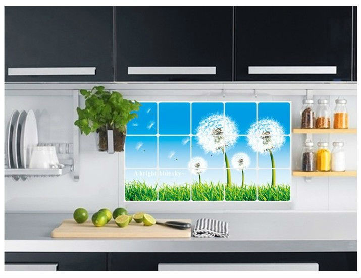 vinyl decals kitchen backsplash small wall decals kitchen backsplash tile decal