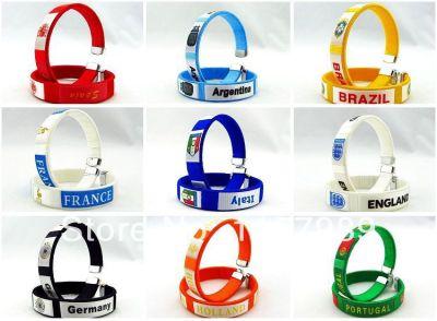 Spain World Cup Bracelets