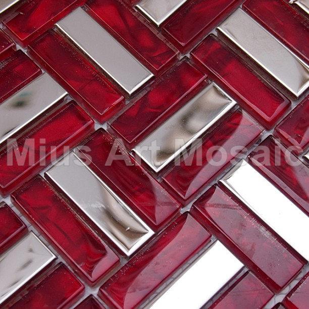 red glass tile kitchen backsplash awesome kitchen backsplash ideas decoholic