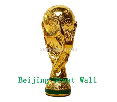 World Cup Soccer Trophy