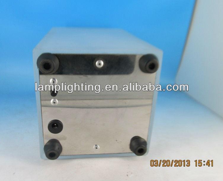 Square cordless battery recharging bar desk led table lamp