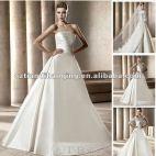 Plain Long Sleeve Wedding Dresses