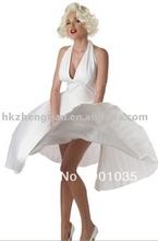 Vestido da Marilyn Monroe