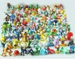 Pokemon Ys Action Figures
