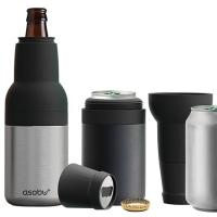 asobu Frosty Beer 2 Go Beer Bottle Holder - 8255392 | HSN