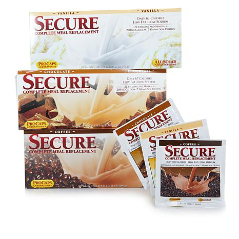 Secure Complete Meal Replacement - 10077080 HSN