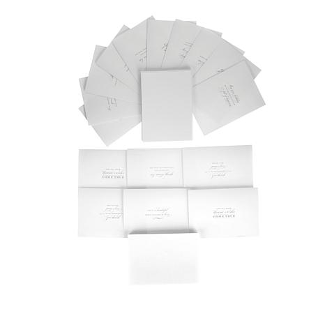 Anna Griffin® All Occasion Card Inserts - 8504354 HSN