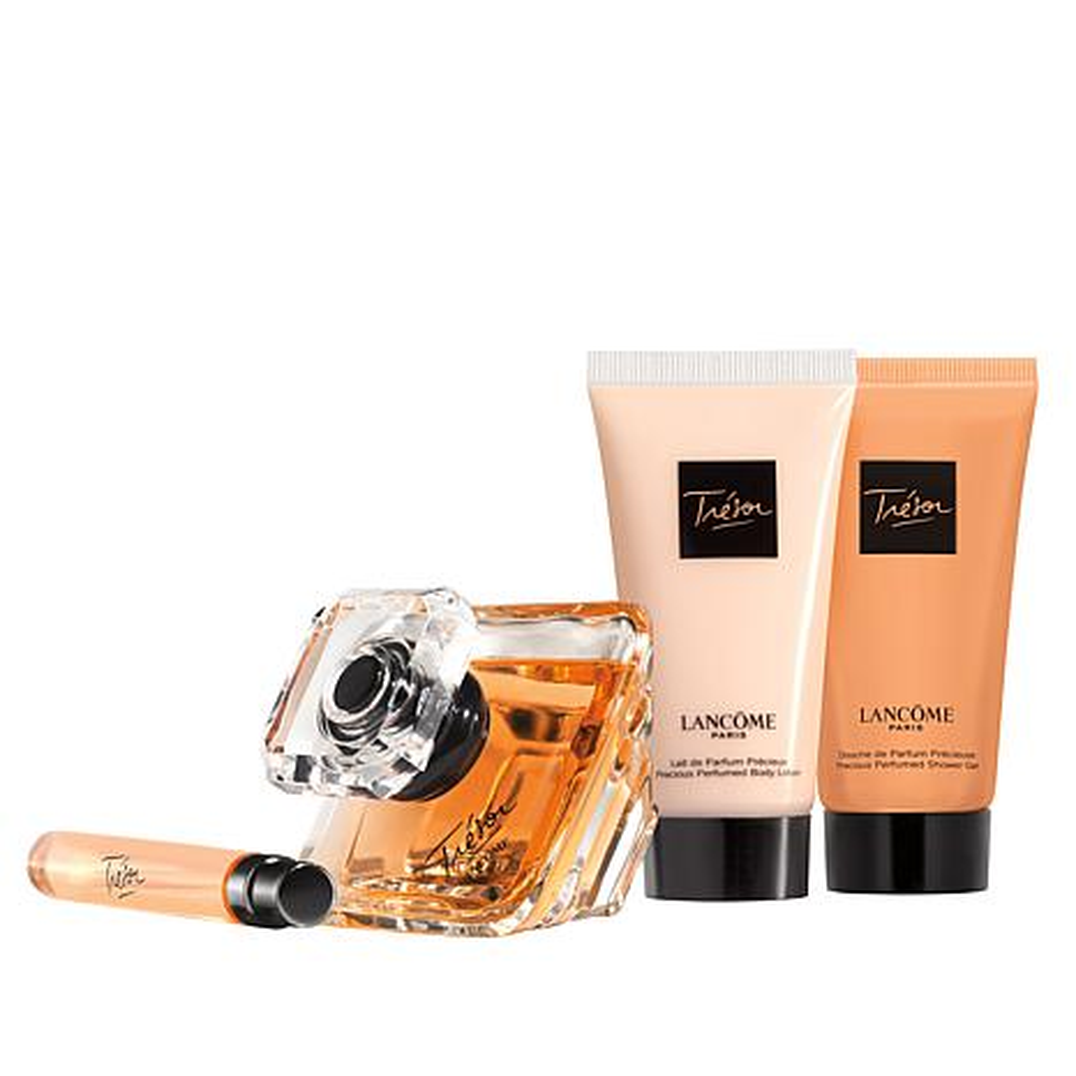 Lancome Tresor 4 Piece Fragrance Set 8635713 Hsn