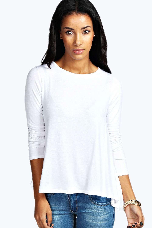 Charlotte Long Sleeved Top