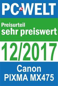 Canon PIXMA MX475 - Tintenstrahl-Fotodrucker - Canon ...
