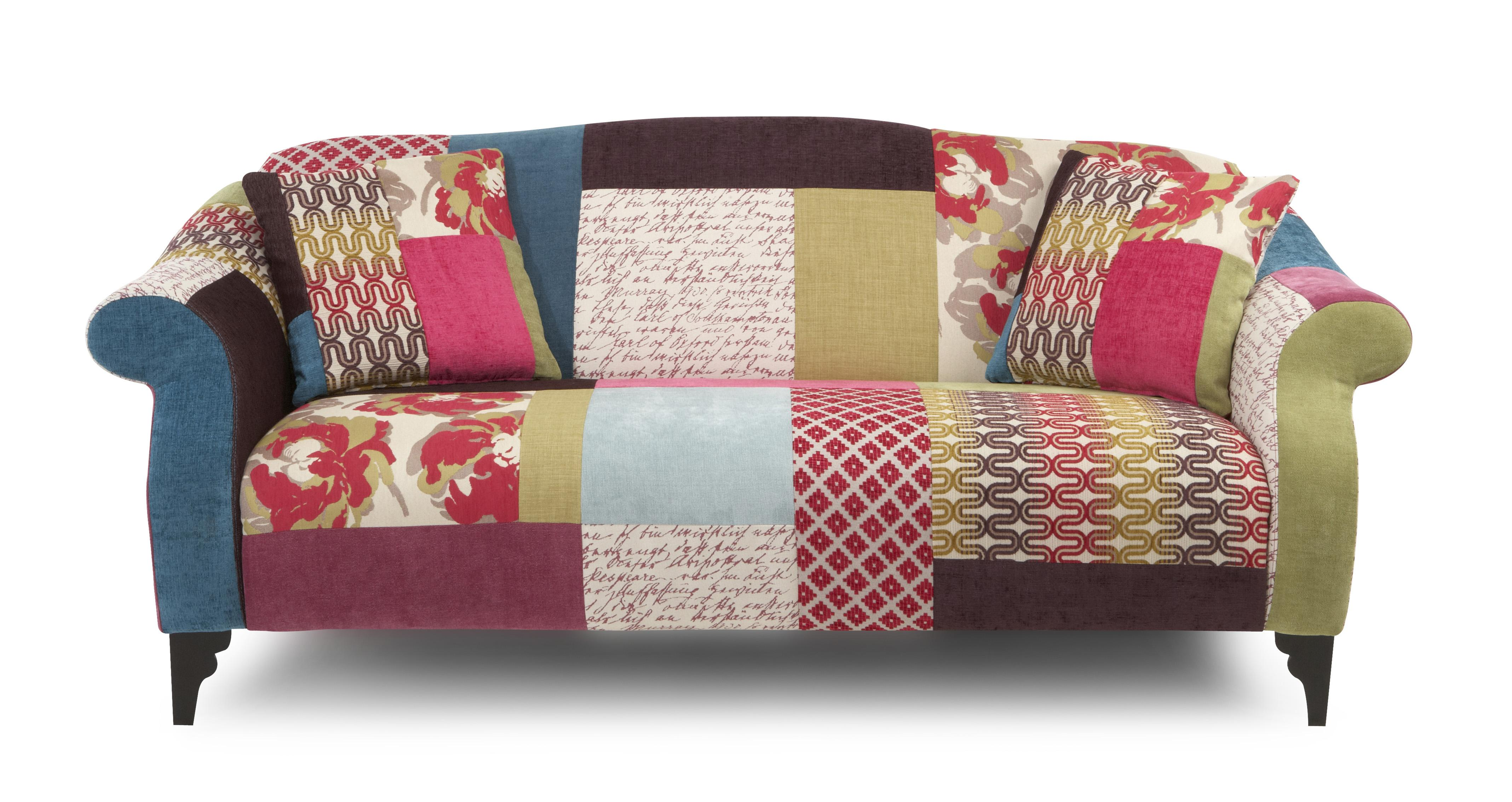 Patchwork Sofa Patchwork Sofa Patchwork Sofa English Chesterfields Patchwork