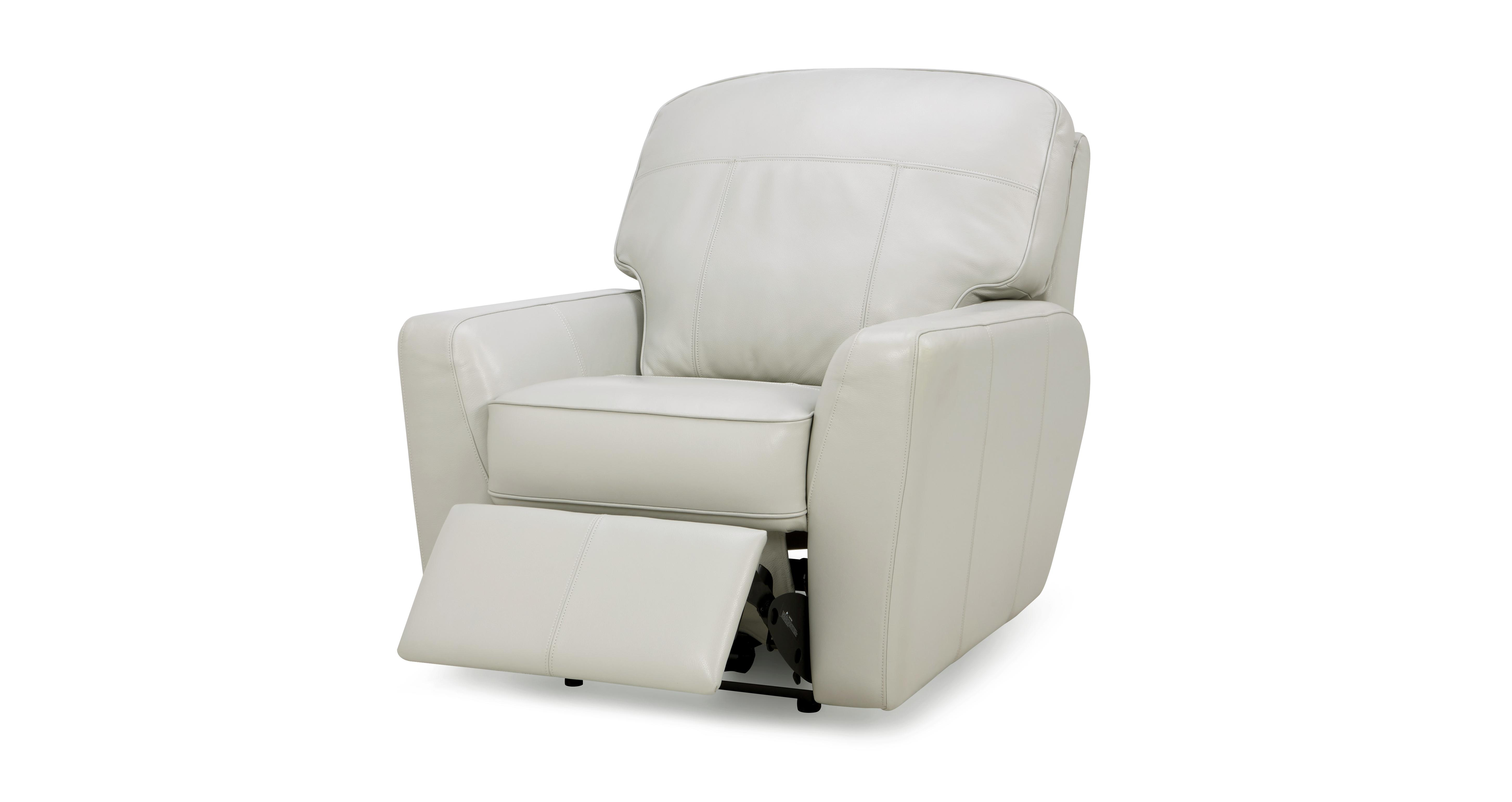 Electric Recliner Leather Chairs Sophia Leather Electric Recliner Chair Dfs