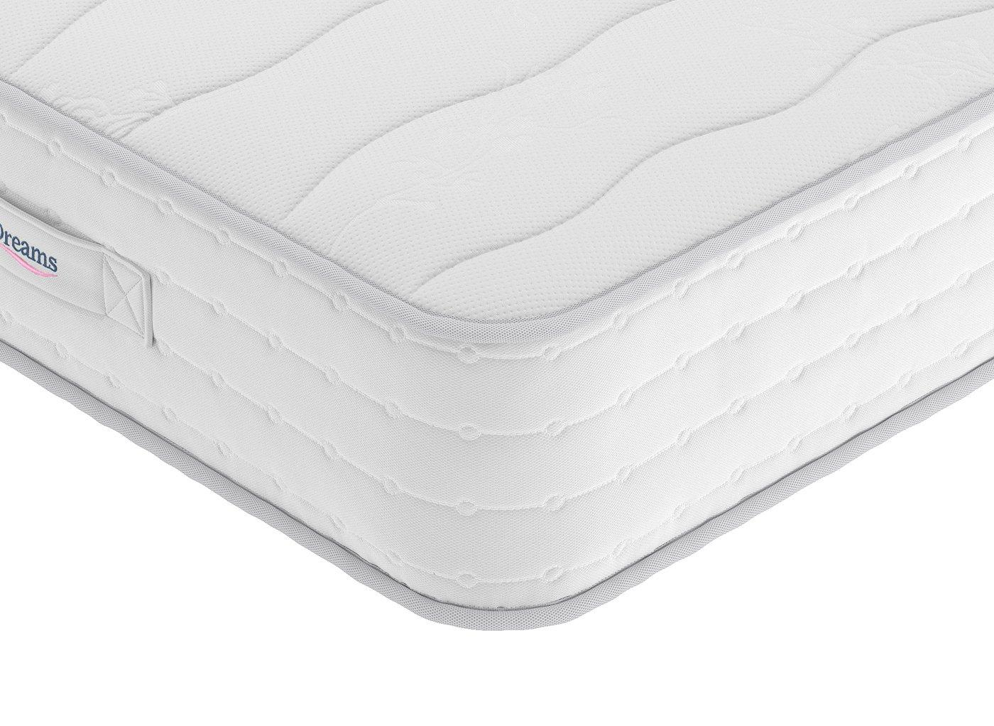 Single Pocket Sprung Memory Foam Mattress Medium Memory Foam Mattresses Mattress Chooser
