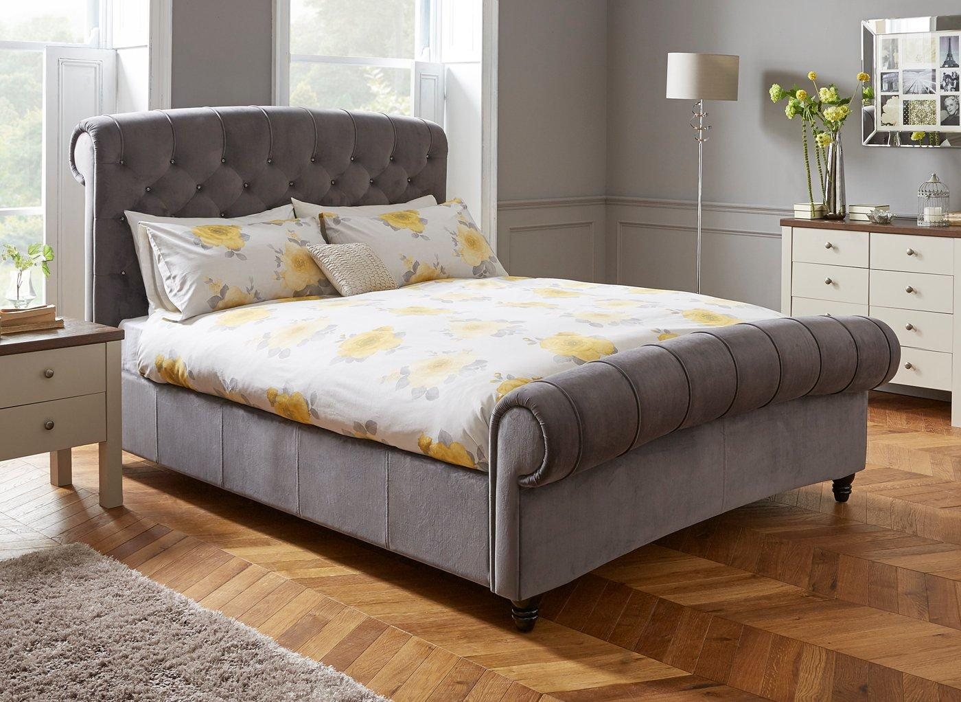Dreams Mattress Guarantee Ellis Upholstered Bed All Beds Beds Dreams