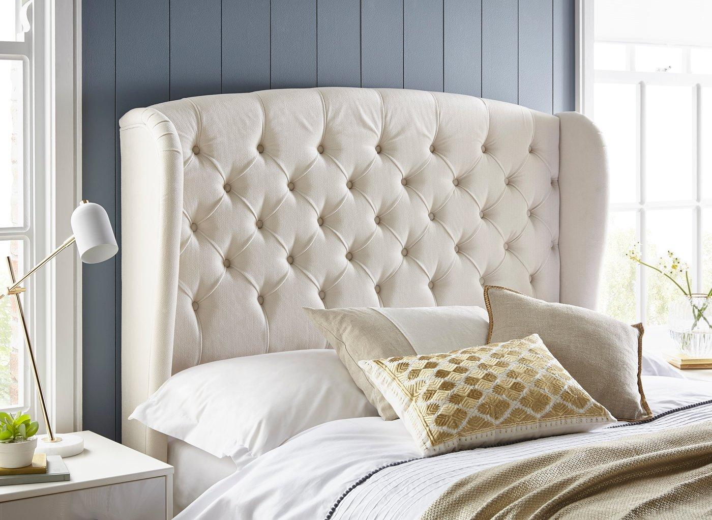 Bedding Stores Canberra Canberra Winged Headboard Dreams