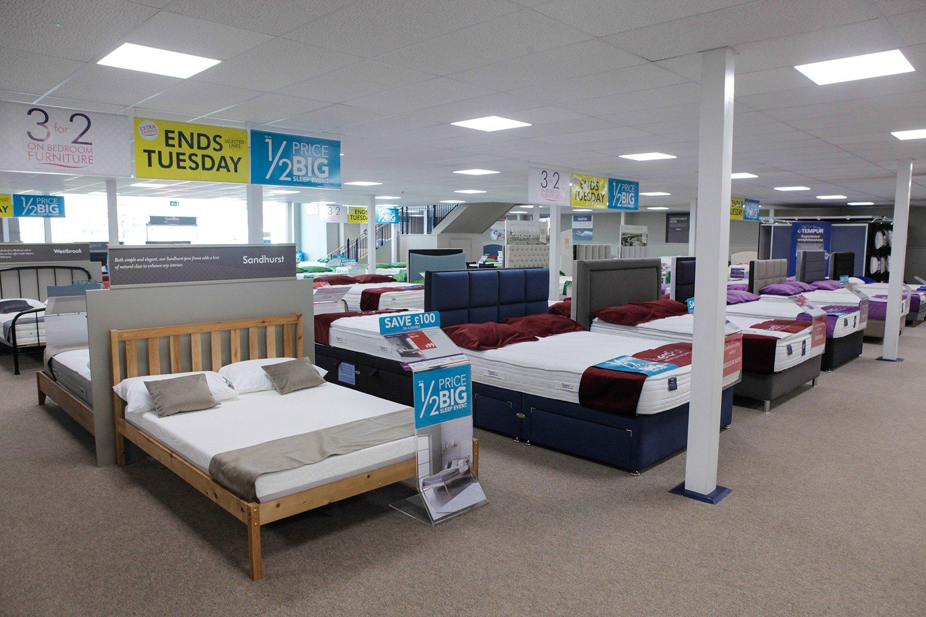 Dreams Store In Caerphilly Beds Mattresses Furniture