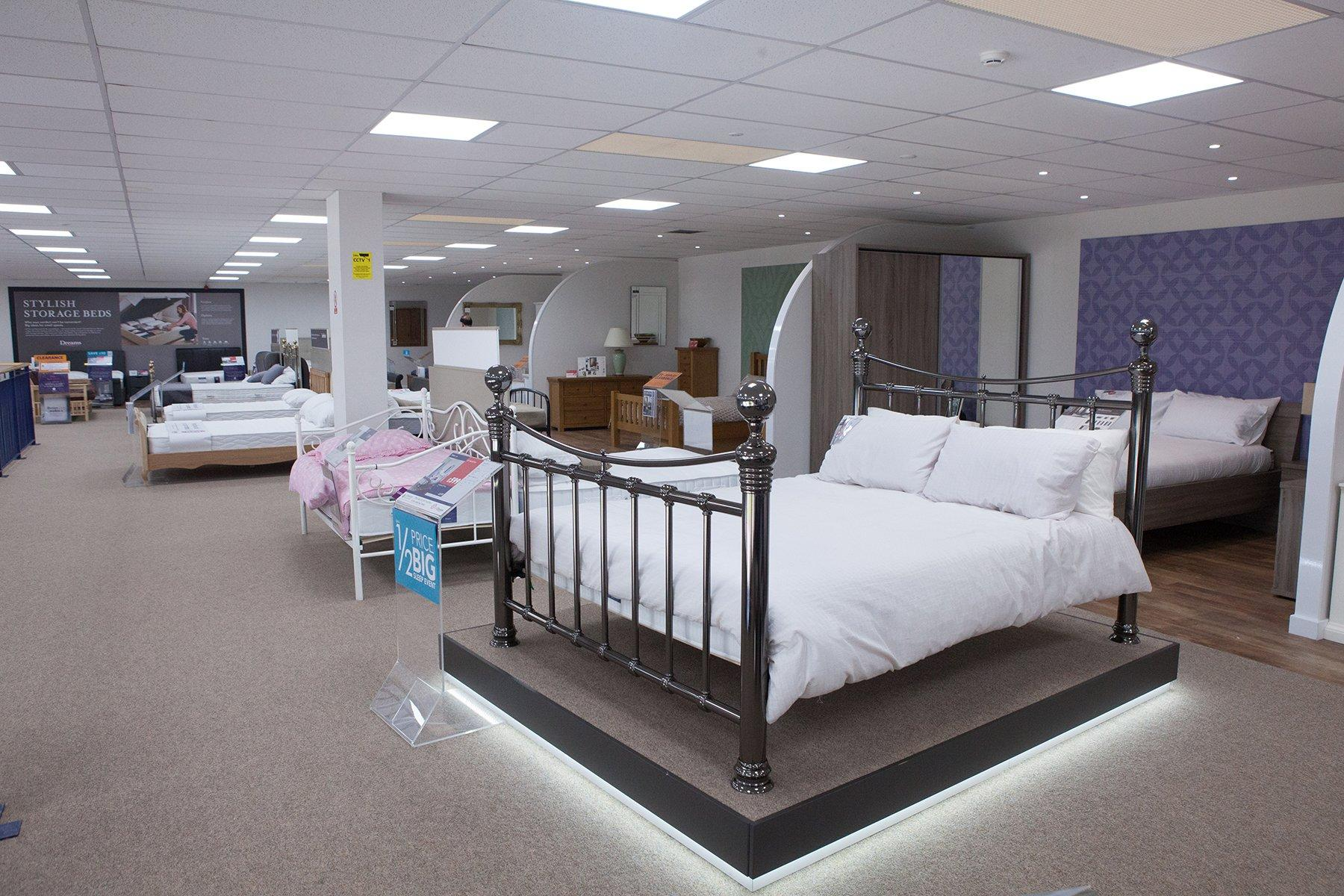 Dreams Store In Wednesbury Beds Mattresses Furniture