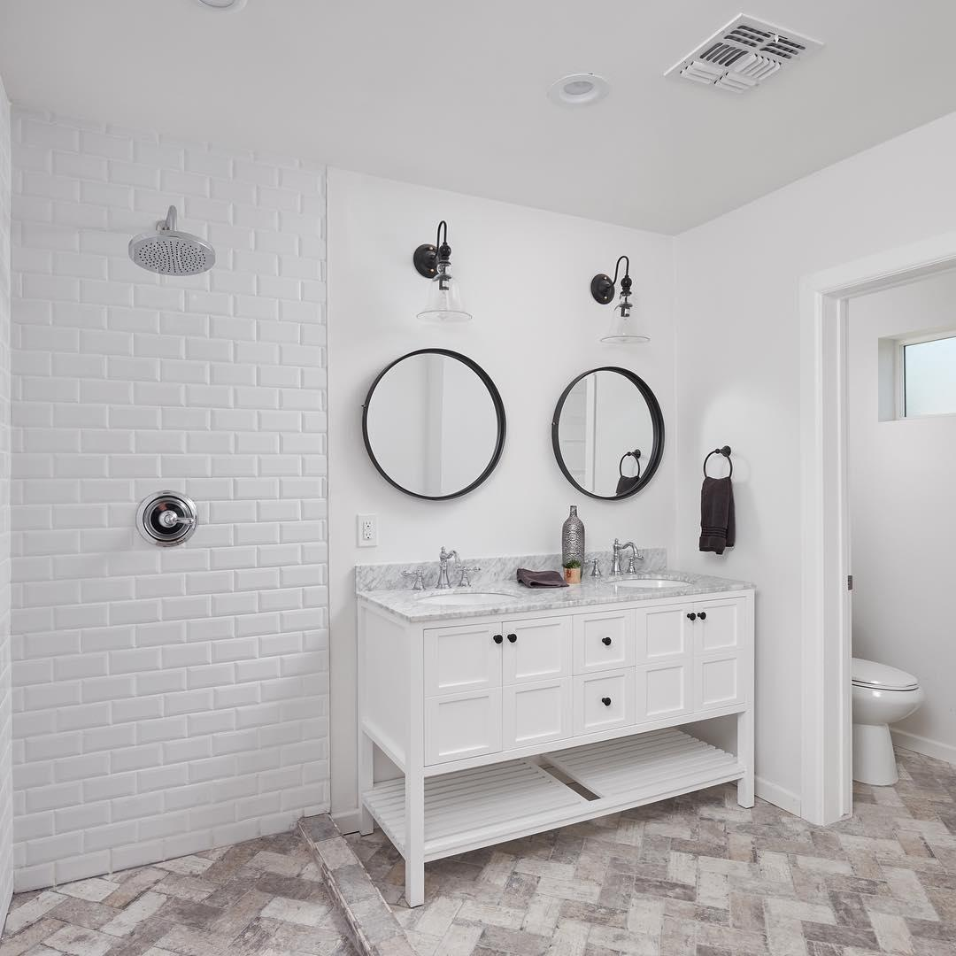5 Stunning Yet Shockingly Affordable Bathrooms