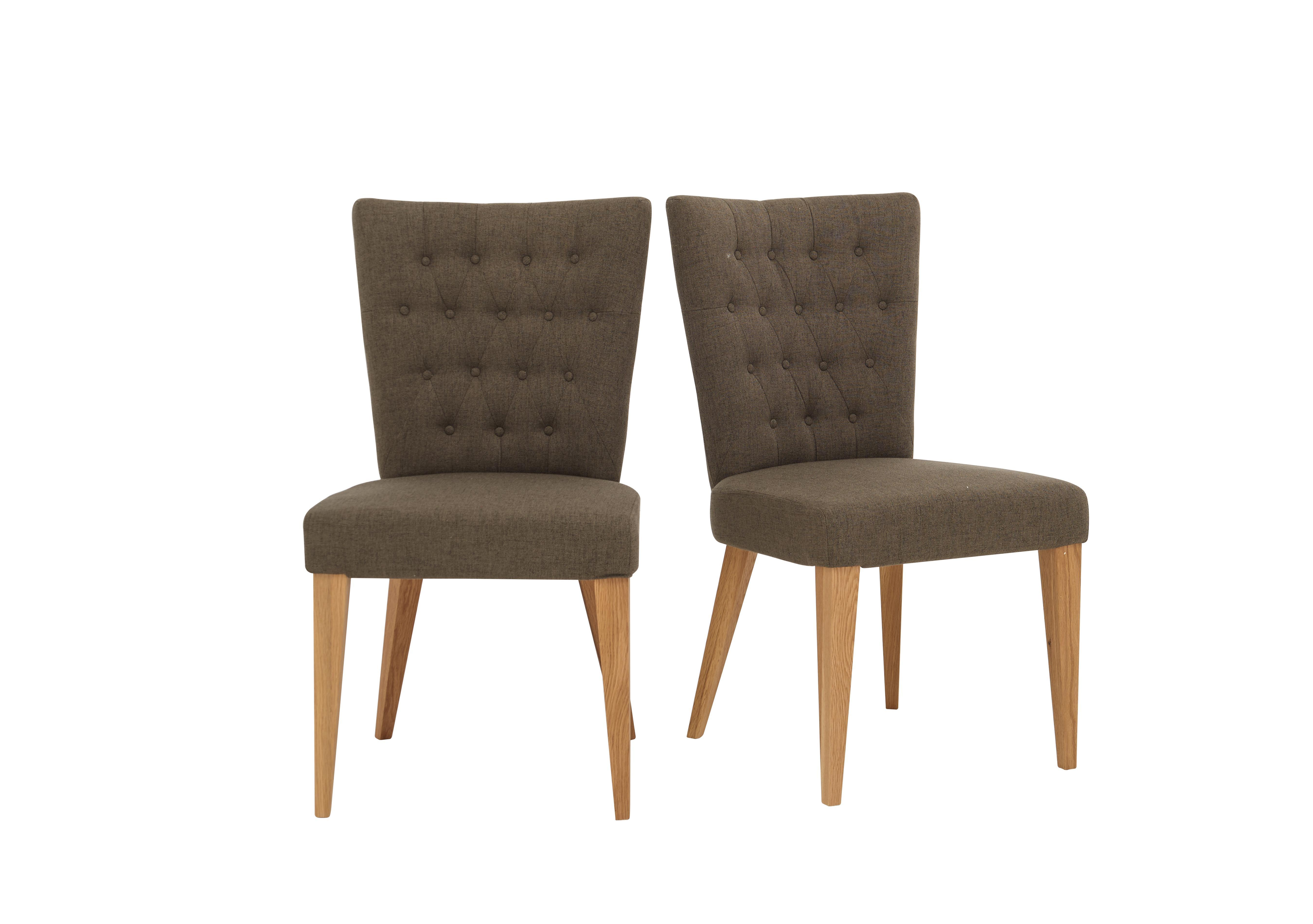 Dorset Pair Of Fabric Dining Chairs Furniture Village - Garden Furniture Clearance Company Dorset
