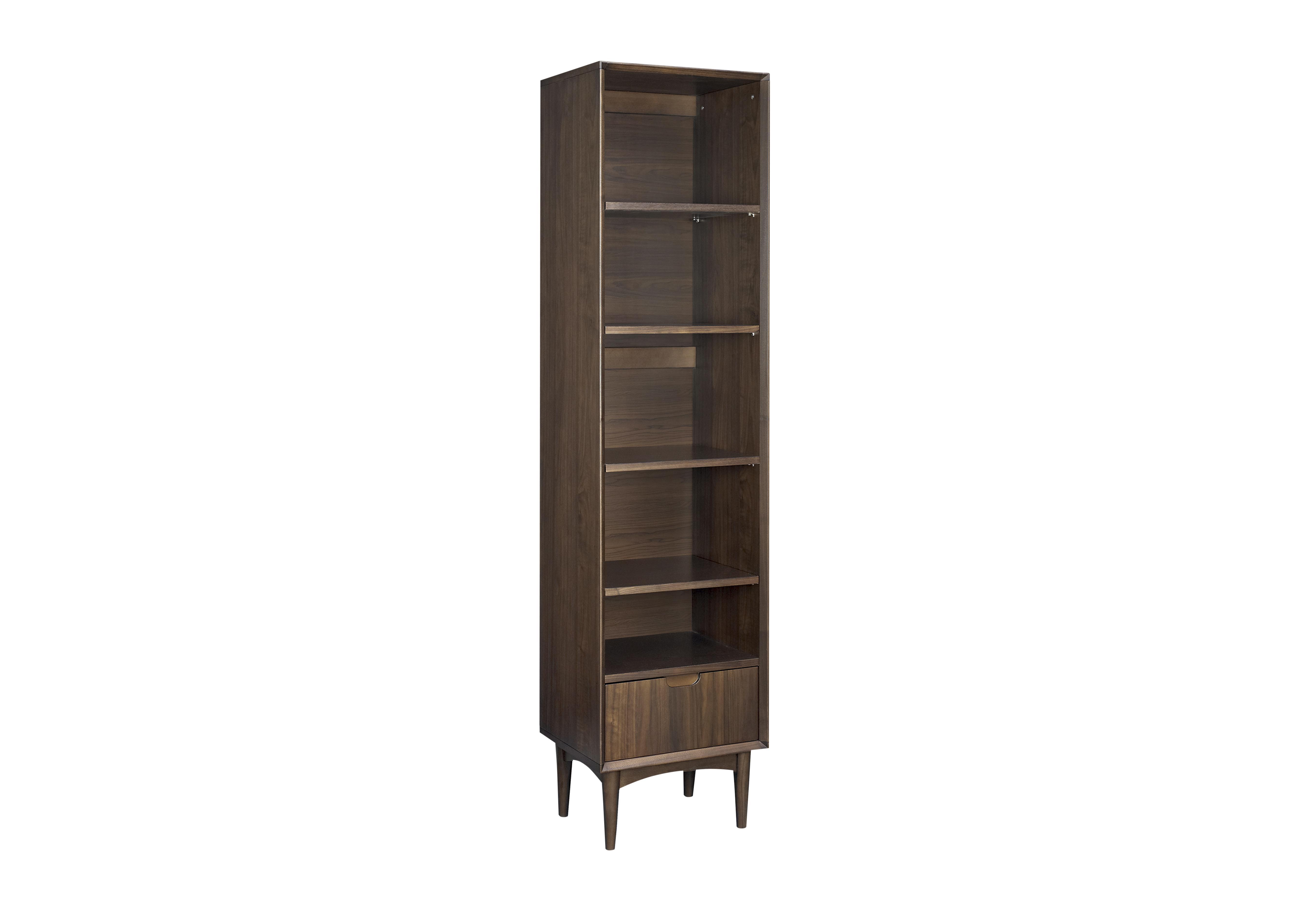 Nexus Narrow Bookcase Furniture Village